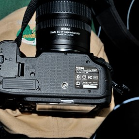 D600 Serial Number Query