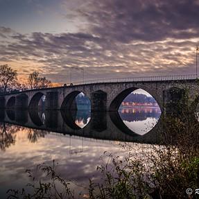 A55 // Ancient bridge