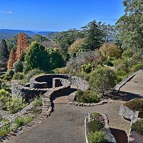 Blue Mountains Botanic Gardens, Mt Tomah .. D750