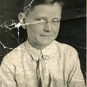 1920's School Picture for Play