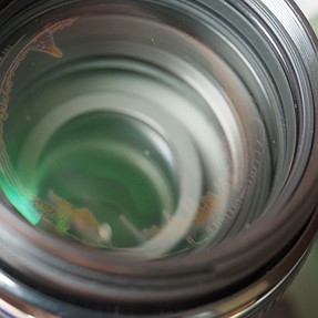 50-200 SWD Lens - Internal Element smearing