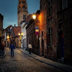 In Bruges  - D750 + 24-85VR