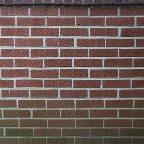 please review these brick wall shots