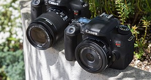 Canon EOS Rebel T6s Review