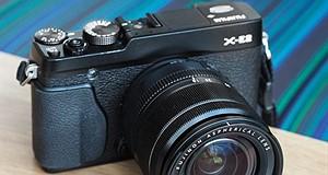 Distinctly evolved: Fujifilm X-E2