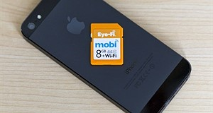 Eye-Fi Mobi SD card review
