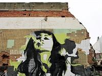 Mobile photography keeps street artist's work alive