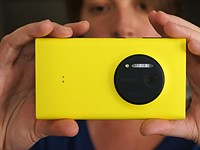 DxOMark Mobile Report added to our Nokia Lumia 1020 review