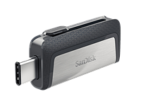 Sandisk launches 128GB capacity memory stick with USB-C and A connections