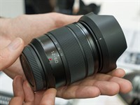 CP+ 2016: Hands-on with new Panasonic lenses and ZS100