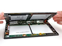iFixit tears downs the Microsoft Surface