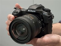 Top 5: Hands-on with Nikon D500