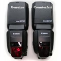 Canon warns about dangers of counterfeit camera gear