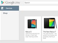 Google 'accidentally' puts Nexus 5 in Google Play store