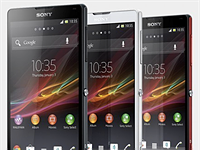 Sony, HTC and T-Mobile make smartphone announcements