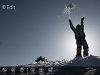Photoshop Express available for Windows 8 tablets