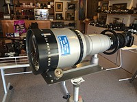 Rare 1964 NASA 1000mm F4.5 super telephoto lens to be auctioned