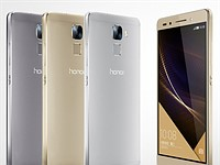 Huawei launches Honor 7