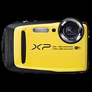 Fujifilm's budget FinePix XP90 rugged camera makes a splash