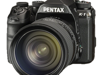 Here at last: Ricoh unveils the Pentax K-1 full-frame DSLR with 36MP sensor for $1800