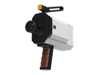 Kodak revives Super 8 with part-digital cine camera
