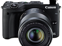 Opinion: Does the arrival of the EOS M3 mean Canon is finally taking mirrorless seriously?