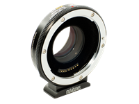 Metabones creates Speed Booster ULTRA with improved optics and Canon lens AF for Panasonic users