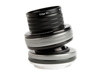 Lensbaby rolls out Composer Pro II and Edge 50 Optic