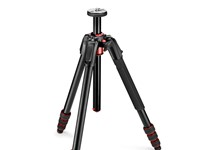 Manfrotto adds compact and lightweight 190Go! to the 190 tripod series