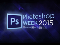 CreativeLive kicks off Photoshop Week 2015