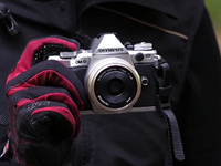 Into the woods: a video overview of the Olympus OM-D E-M5 II