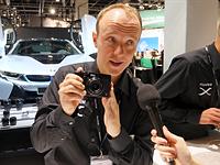 Photokina 2014 Video: The Fujifilm X100T