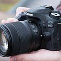Showing dynamism: EOS 80D breaks new ground for Canon low ISO DR