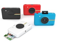 "Polaroid Snap instant digital camera prints 2x3"" photos"