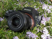 Sony a7 II gains faster focus for adapted lenses and uncompressed Raw