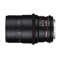 Samyang 100mm macro lenses for stills and video photographers