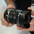 PPE 2014: Sneak peek at forthcoming Olympus 'PRO' lenses