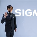 "CP+ 2015 Sigma Interview - ""small office, big factory"""