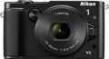 Nikon 1 V3 offers improved AF system and faster continuous shooting