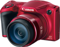 Canon introduces inexpensive PowerShot SX400 IS and SX520 HS superzooms