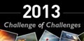 Challenge of Challenges 2013: the results are in