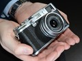 Hands-on with Fujifilm's X100S