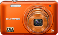 Olympus reveals VG-160 stylish entry-level compact