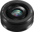 Panasonic announces revised Lumix G 20mm F1.7 II ASPH lens
