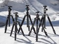 Travel tripods: Comparing 5 aluminum kits