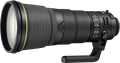 Nikon announces updated 400mm F2.8 telephoto and 1.4x teleconverter