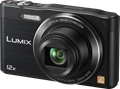 Compact Panasonic Lumix DMC-SZ8 offers 12x zoom and Wi-Fi