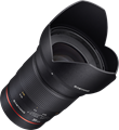 Samyang announces 'AE' 35mm F1.4 for Canon, and 300mm F6.3 for DSLRs