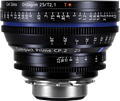 Carl Zeiss announces CP.2 25mm T2.1 fast cinema prime