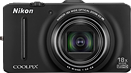 Just Posted: Nikon Coolpix S9300 Review